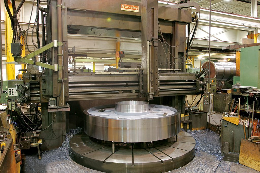LARGE DIAMETER GEAR, MINING